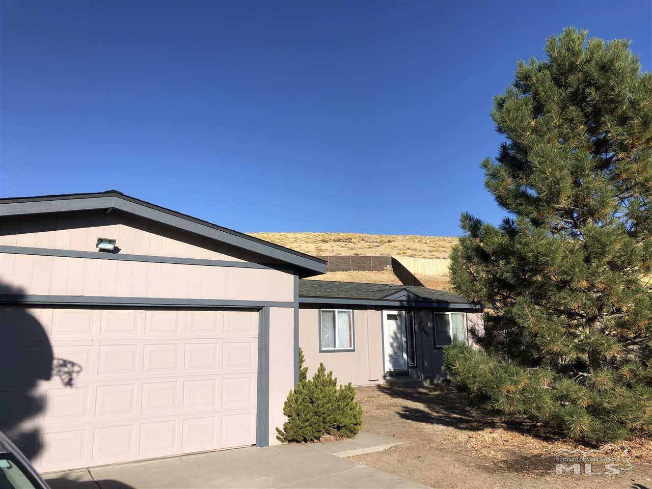 5155 Wall Canyon CT, Sun Valley, NV 89433 is now new to the market!