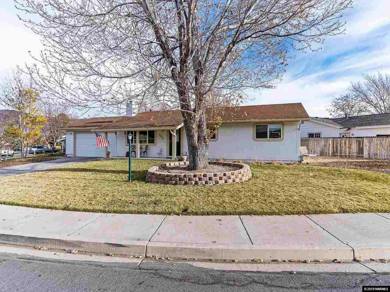 3201 Dilday Dr, Carson City, NV 89701-6115 is now new to the market!