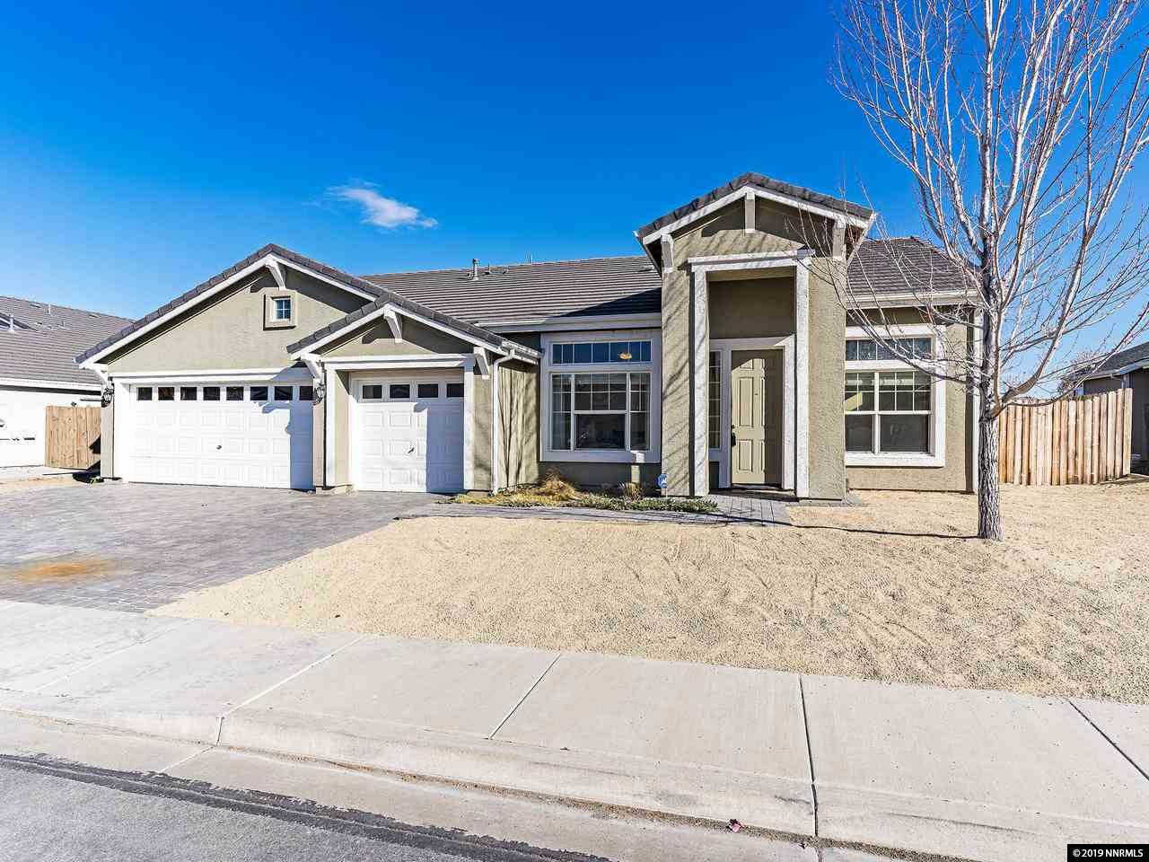 17880 Thunder River Drive, Reno, NV 89508 now has a new price of $359,000!