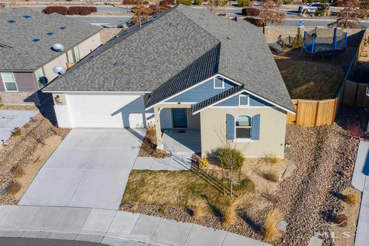 1185 Silver Coyote Drive, Sparks, NV 89436 is now new to the market!
