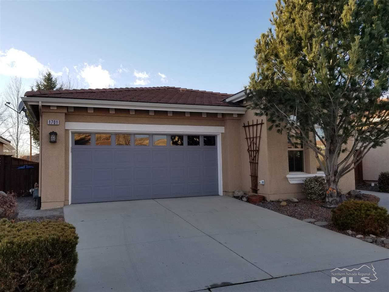 1701 Palermo, Sparks, NV 89434-2097 is now new to the market!