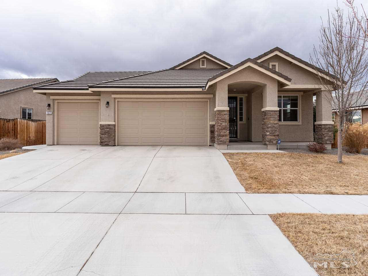 127 Maze Avenue, Dayton, NV 89403-6419 is now new to the market!