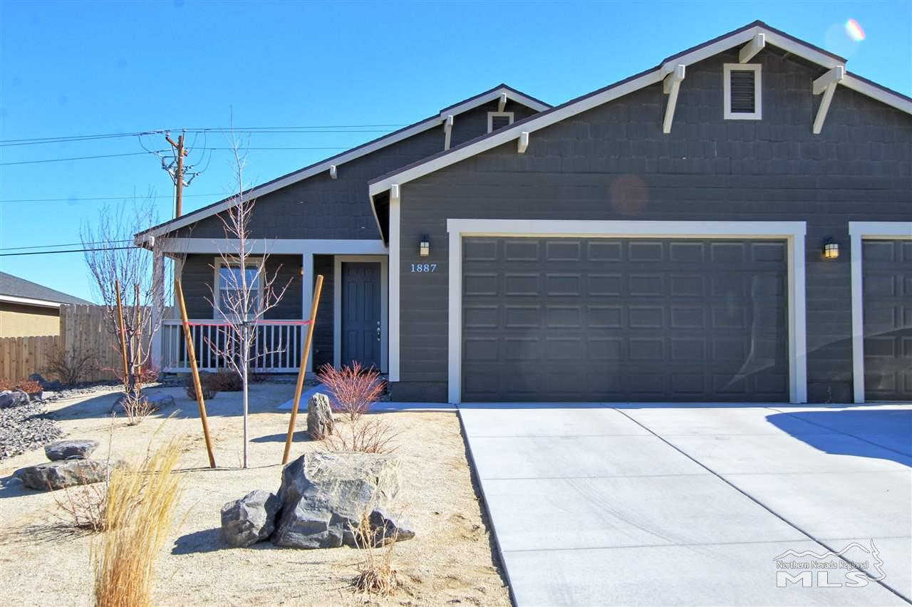 Video Tour  - 1887 Canal Drive, Fernley, NV 89408