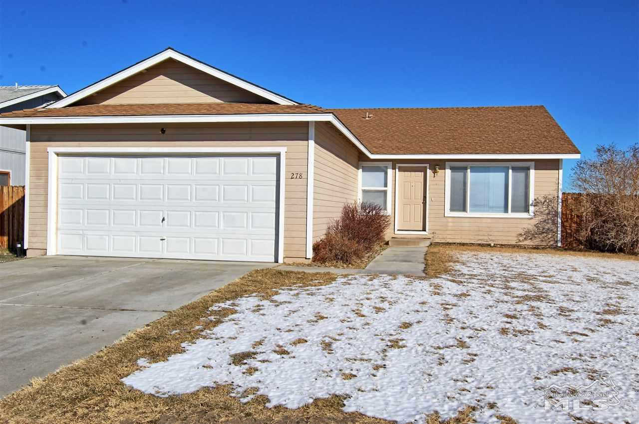 Video Tour  - 278 Emigrant Way, Fernley, NV 89408
