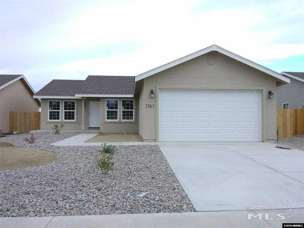 1266 Tommy Trail, Fallon, NV 89406 now has a new price of $252,400!