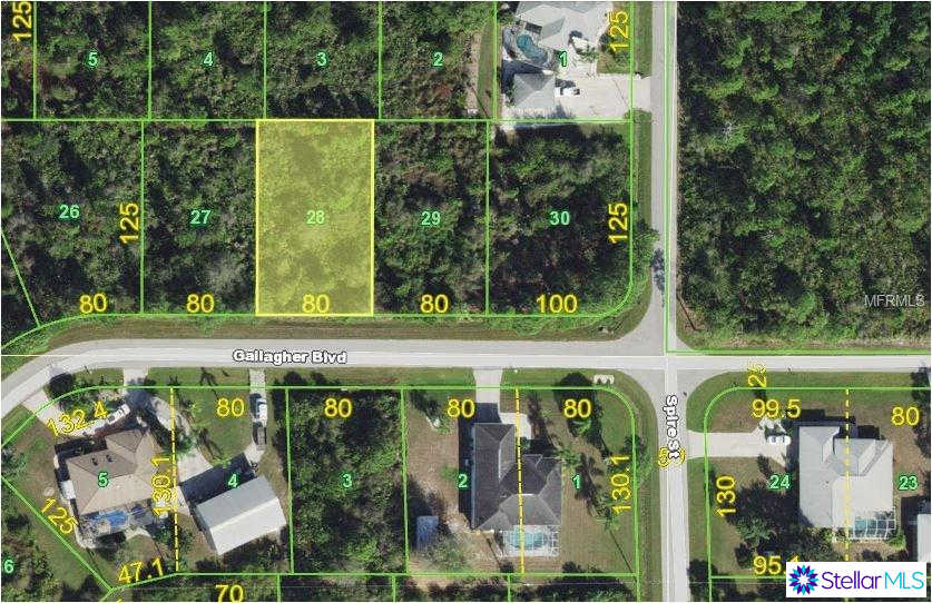 12530 Gallagher Boulevard, Port Charlotte, FL 33981 now has a new price of $7,000!