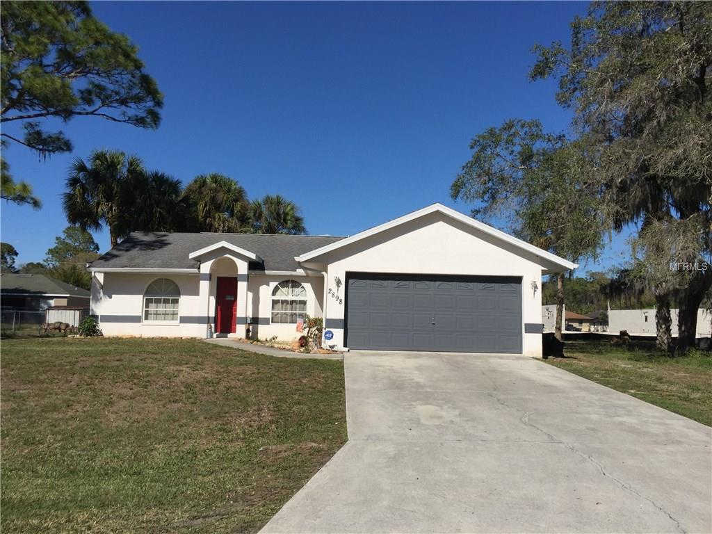 Another Property Sold - 2898 YUMA AVE NORTH PORT, FL