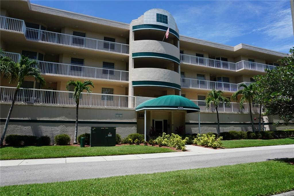 6205 SHORELINE DR #1304 ST PETERSBURG, FL 33708 now has a new price of $264,900!