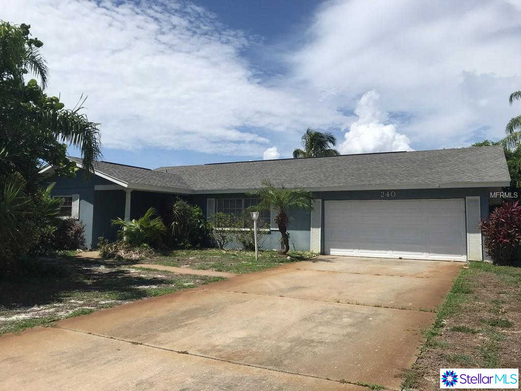 Another Property Sold - 240 N Julia Circle, St Pete Beach, FL 33706