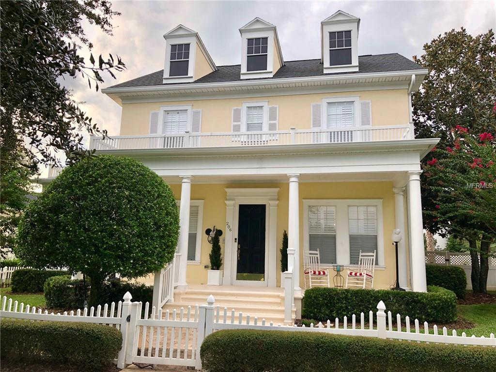 Another Property Sold - 206 Celebration Boulevard, Celebration, FL 34747