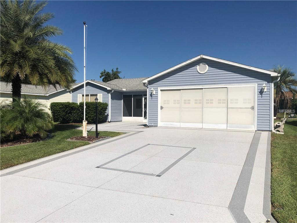 Another Property Sold - 1419 SAN METEO AVE THE VILLAGES, FL