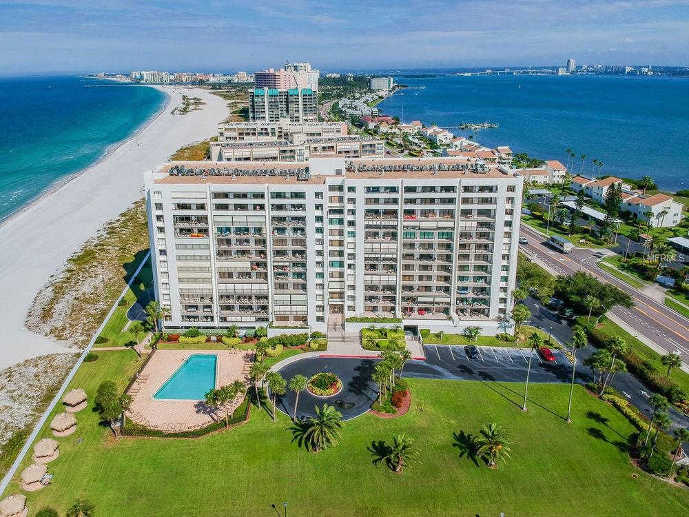 1460 GULF BLVD #302 CLEARWATER BEACH, FL 33767 now has a new price of $476,000!