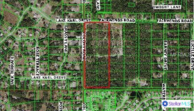 13050 Colony Road, Hudson, FL 34669