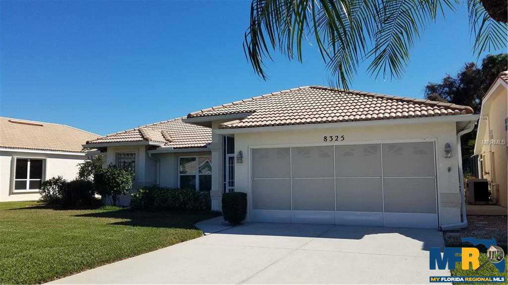 8325 Parkside Drive, Englewood, FL 34224 now has a new price of $269,000!