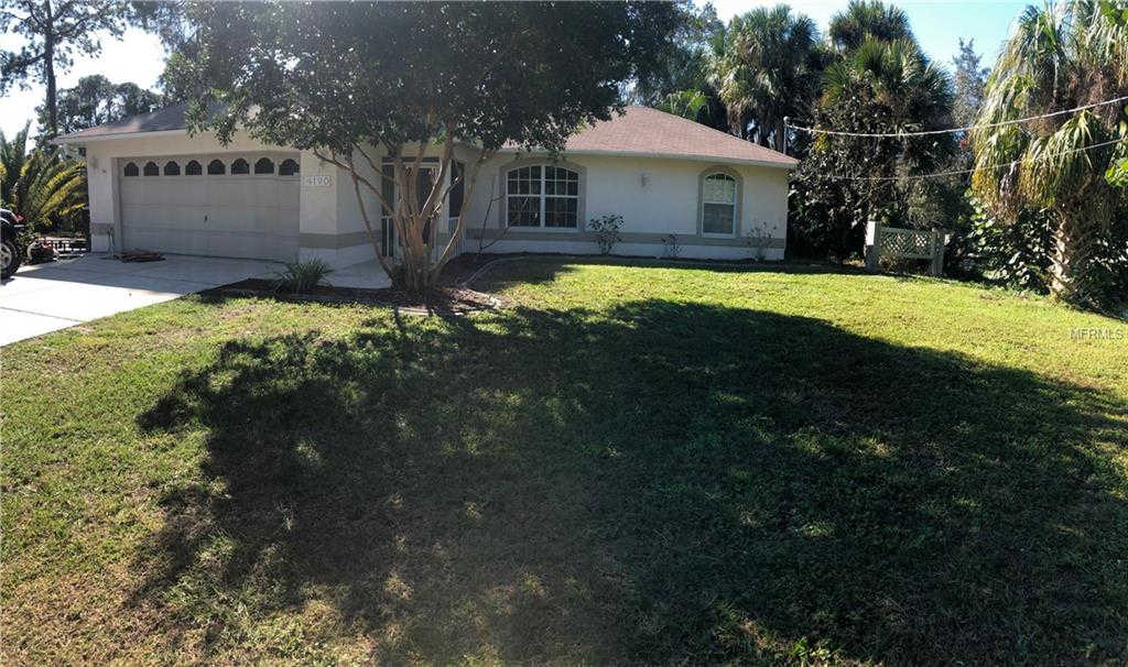Another Property Sold - 4190 Lorri Circle, North Port, FL 34286