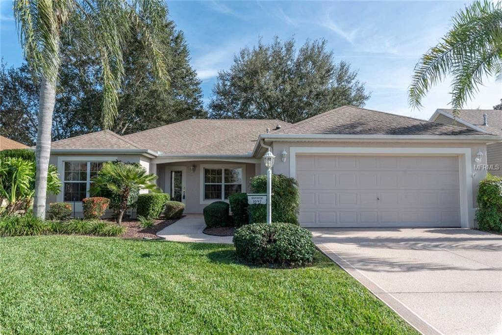 1097 OAK FOREST DR THE VILLAGES, FL 32162 is now new to the market!