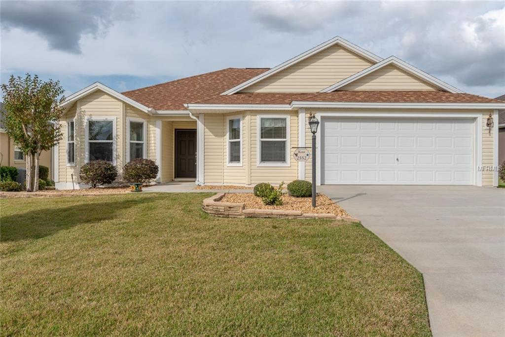 2552 EDGEMOOR TER THE VILLAGES, FL 32162 is now new to the market!