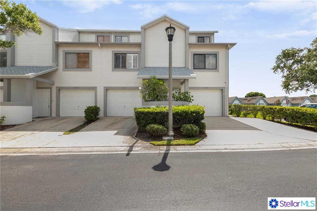 9477 Tara Cay Court, Seminole, FL 33776 now has a new price of $237,499!