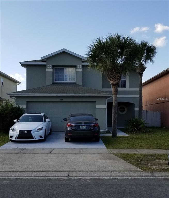 244 Coralwood Court, Kissimmee, FL 34743 now has a new price of $240,000!