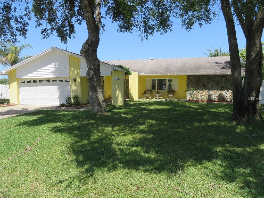 1841 DEL ROBLES TER CLEARWATER, FL 33764 is now new to the market!