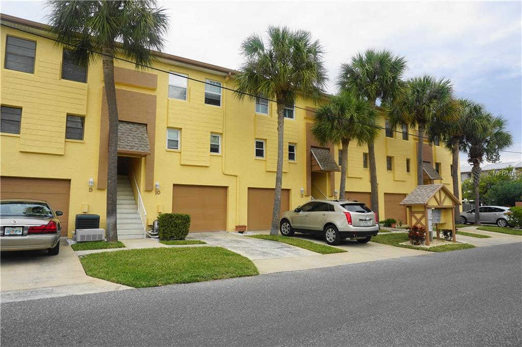 314 WINDRUSH BLVD #11 INDIAN ROCKS BEACH, FL 33785 is now new to the market!