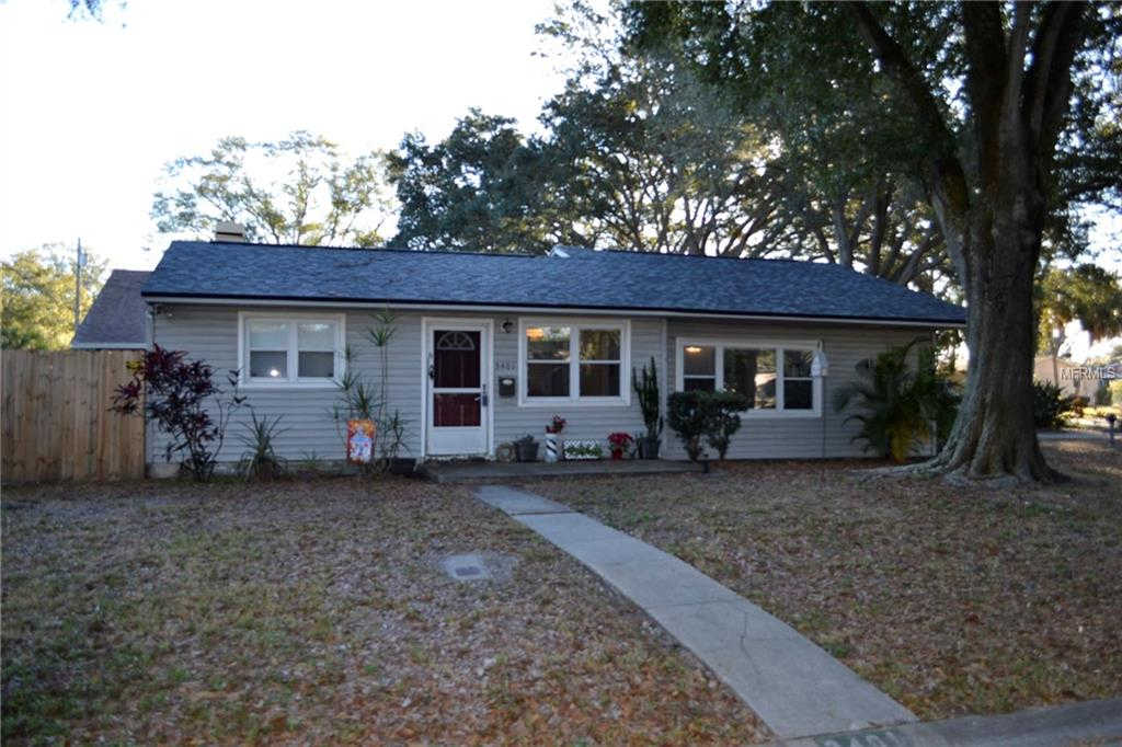 3401 39TH ST N ST PETERSBURG, FL 33713 is now new to the market!