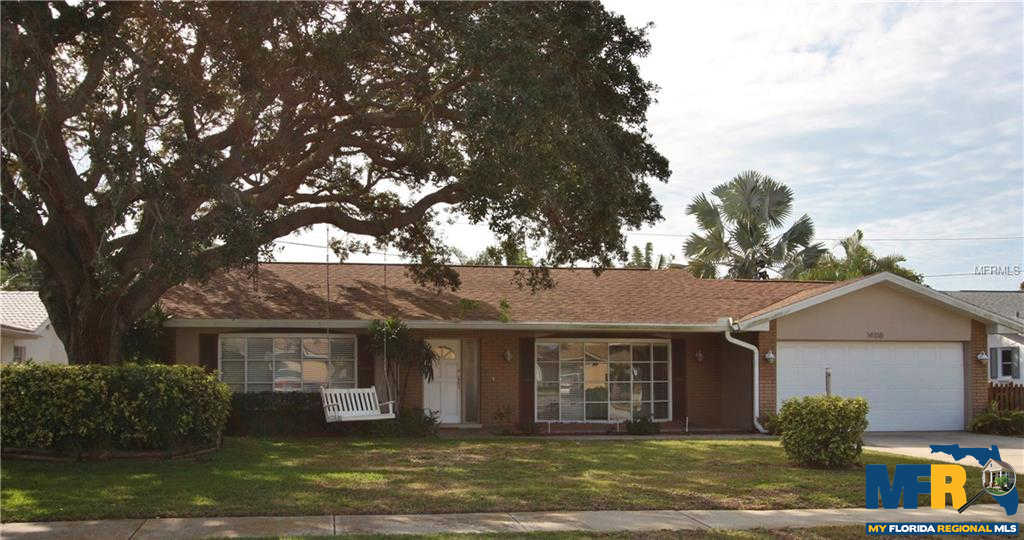 14108 110TH Terrace, Largo, FL 33774 now has a new price of $309,000!
