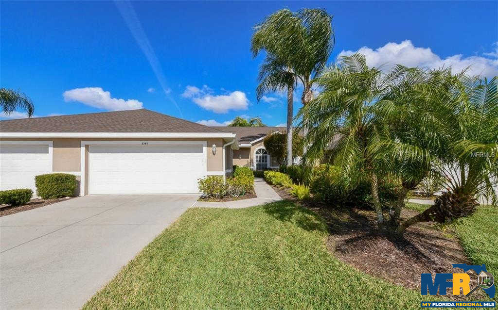 5383 Chase Oaks Drive, Sarasota, FL 34241 now has a new price of $237,500!