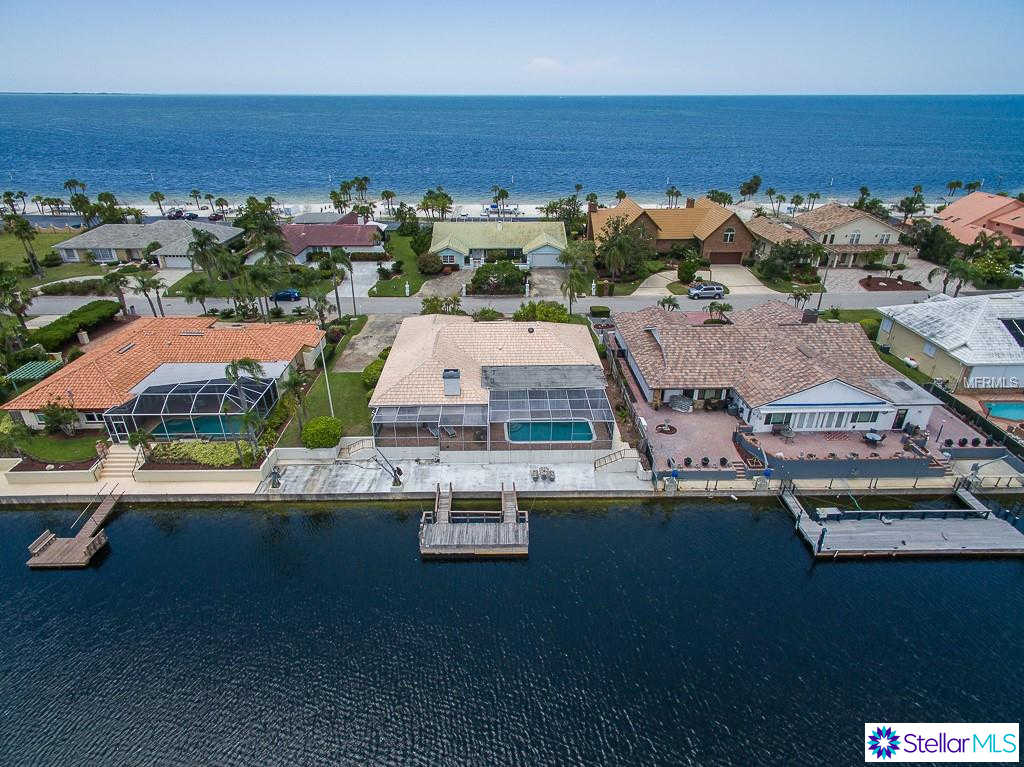 5430 Westshore Drive, New Port Richey, FL 34652 now has a new price of $575,000!