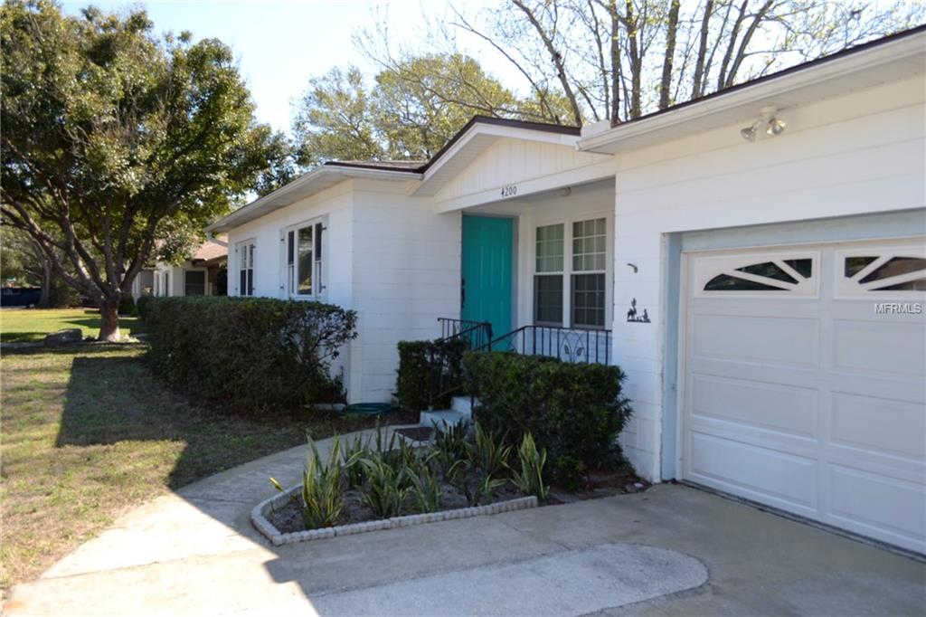 4200 31ST AVE N ST PETERSBURG, FL 33713 is now new to the market!