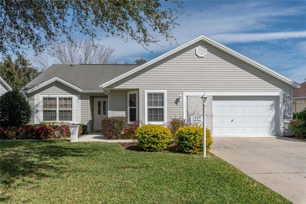 2469 TAMARINDO DR THE VILLAGES, FL 32162 is now new to the market!