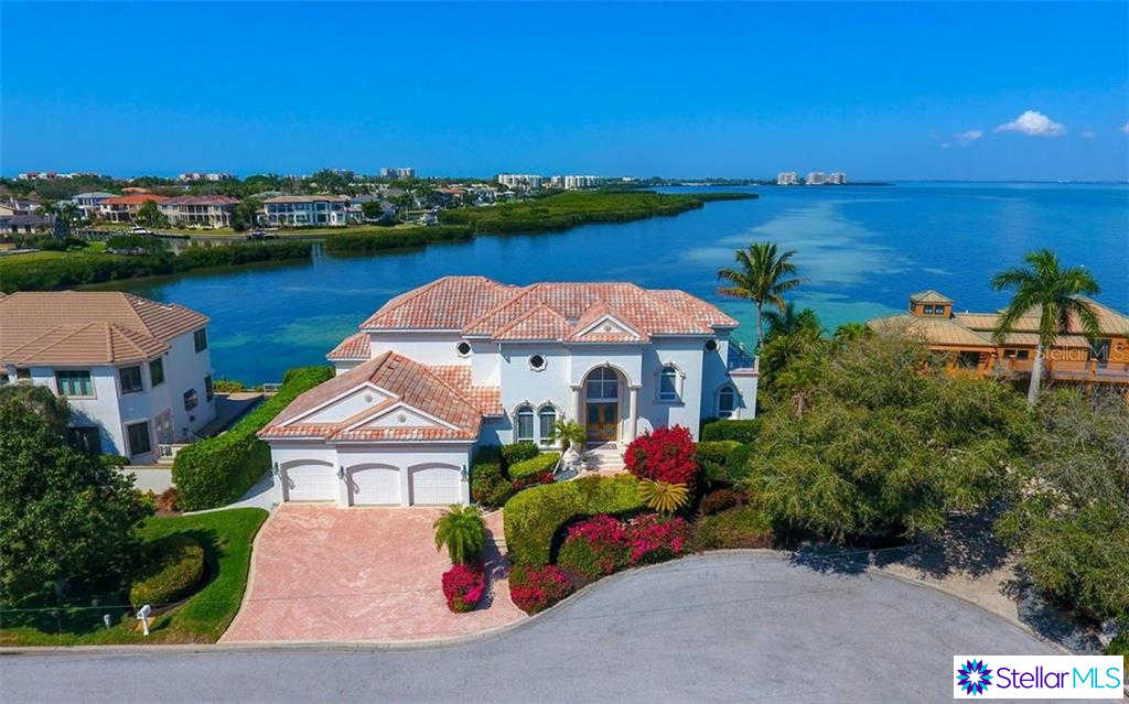 591 Putter Lane, Longboat Key, FL 34228 now has a new price of $3,100,000!