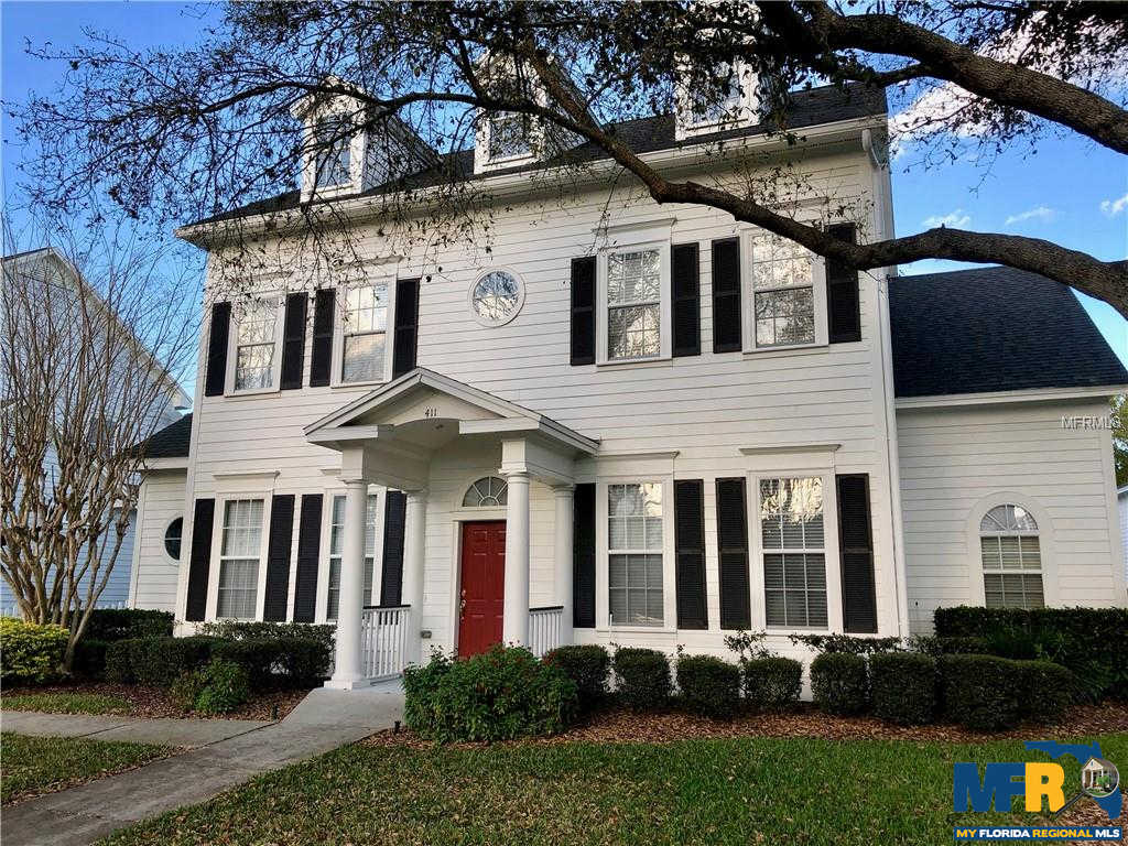 411 Campus Street, Celebration, FL 34747 now has a new price of $779,000!