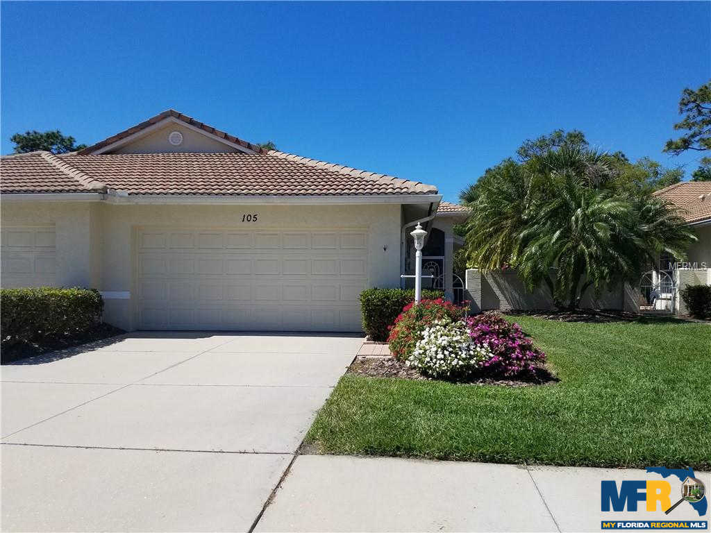Another Property Sold - 105 Auburn Woods Circle, Venice, FL 34292