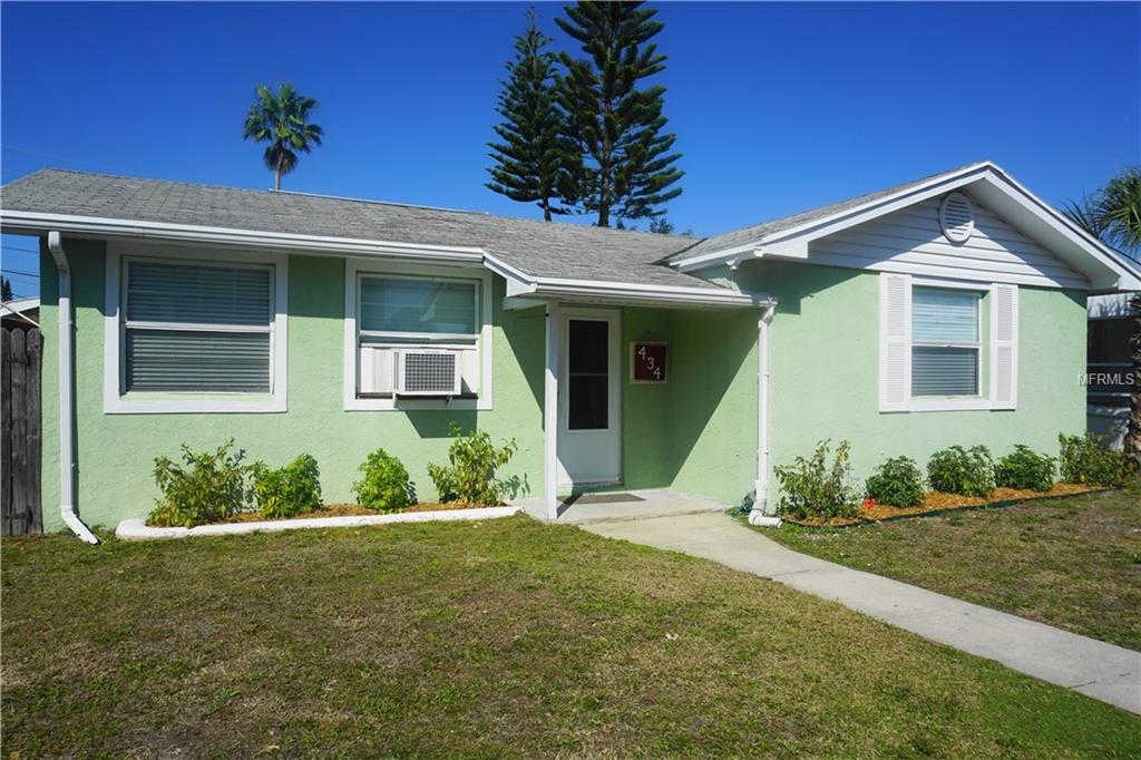434 S Bayshore Drive, Madeira Beach, FL 33708 is now new to the market!