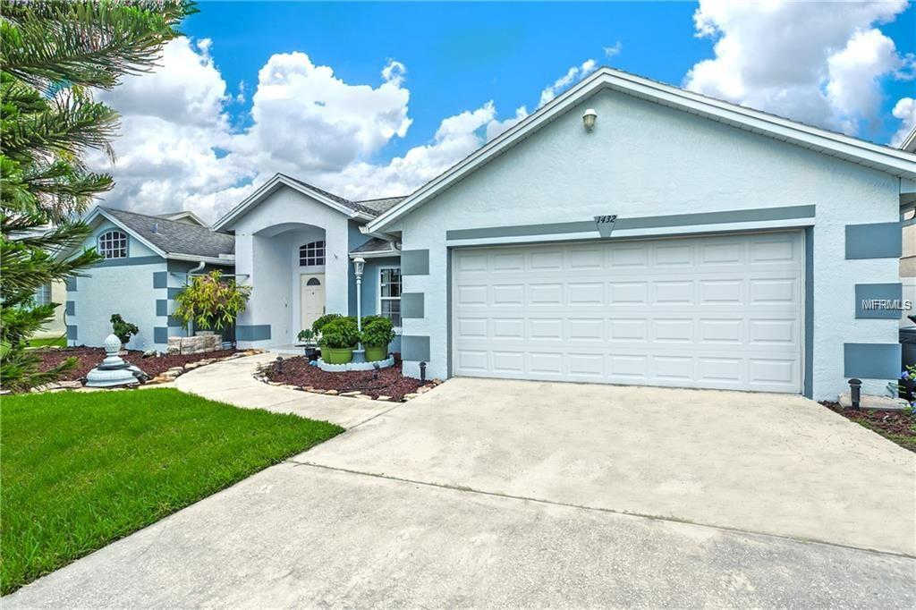 1432 Bradwell Drive, Orlando, FL 32837 is now new to the market!