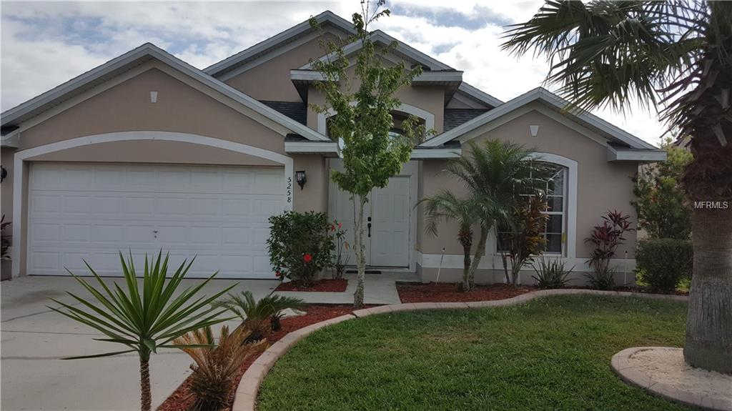 5258 Sunset Canyon Drive, Kissimmee, FL 34758 is now new to the market!