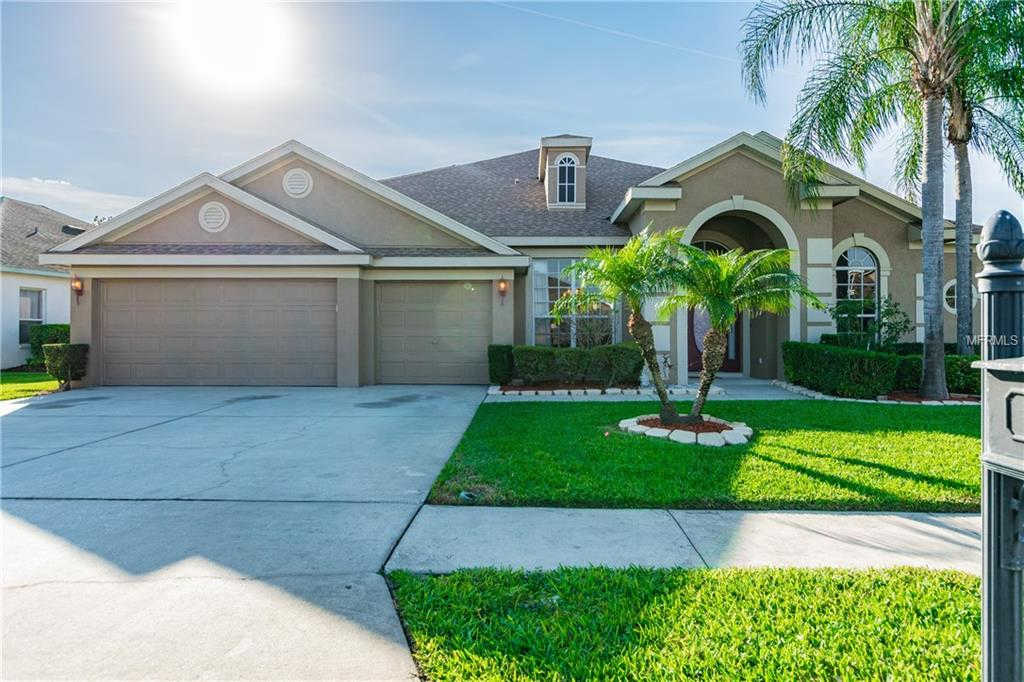 3839 Eagleflight Lane, Land O Lakes, FL 34639 is now new to the market!