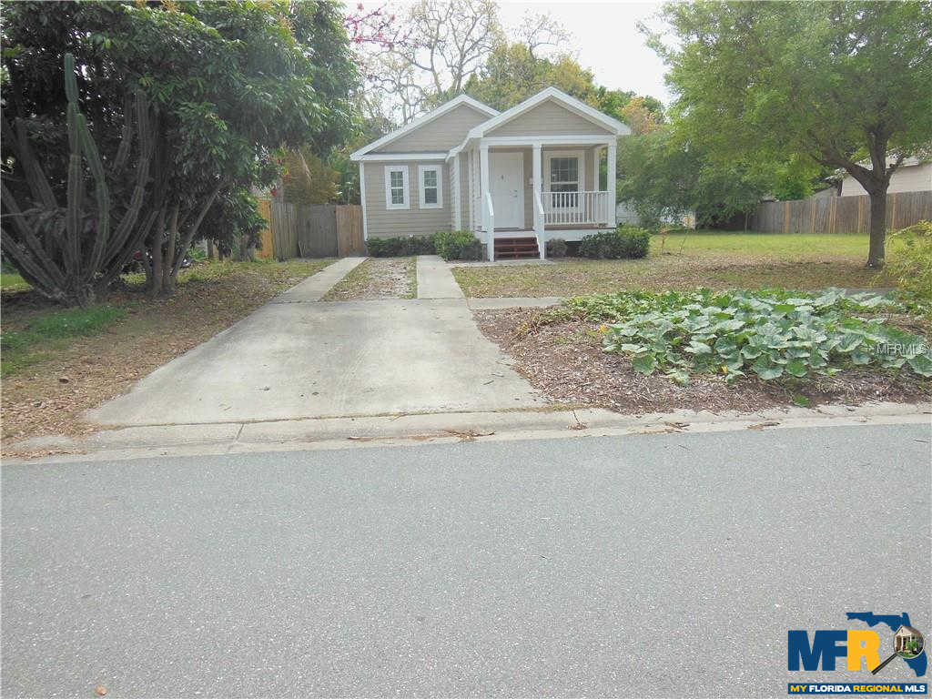 2542 15TH Avenue N, St Petersburg, FL 33713 is now new to the market!