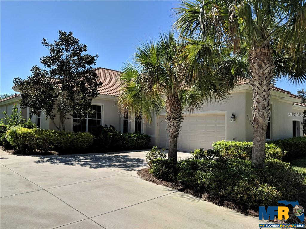 2852 Myakka Creek Court, Port Charlotte, FL 33953 is now new to the market!