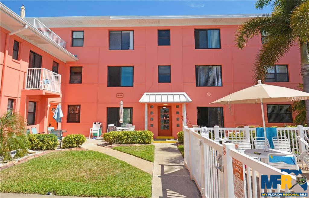 6800 Sunset Way #1006, St Pete Beach, FL 33706 now has a new price of $330,000!
