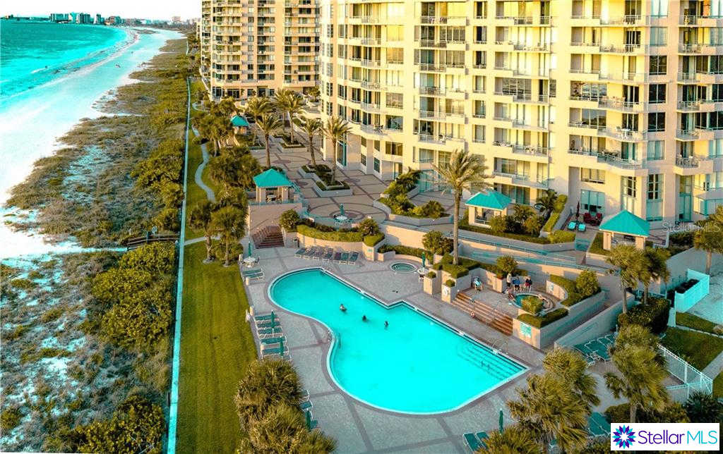 1560 Gulf Boulevard #1206, Clearwater, FL 33767 now has a new price of $825,000!
