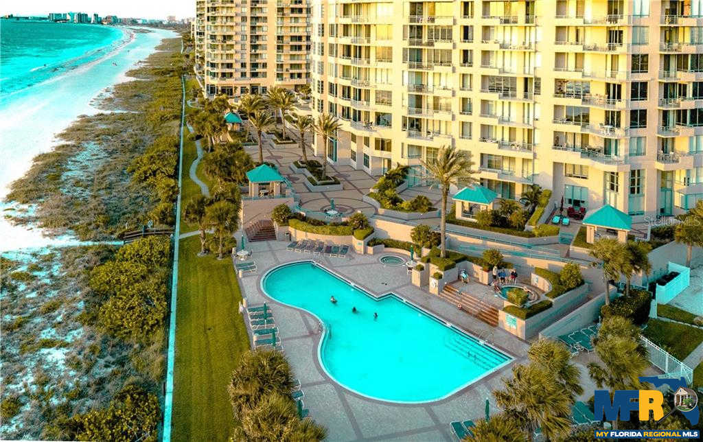 1560 Gulf Boulevard #1206, Clearwater, FL 33767 now has a new price of $850,000!