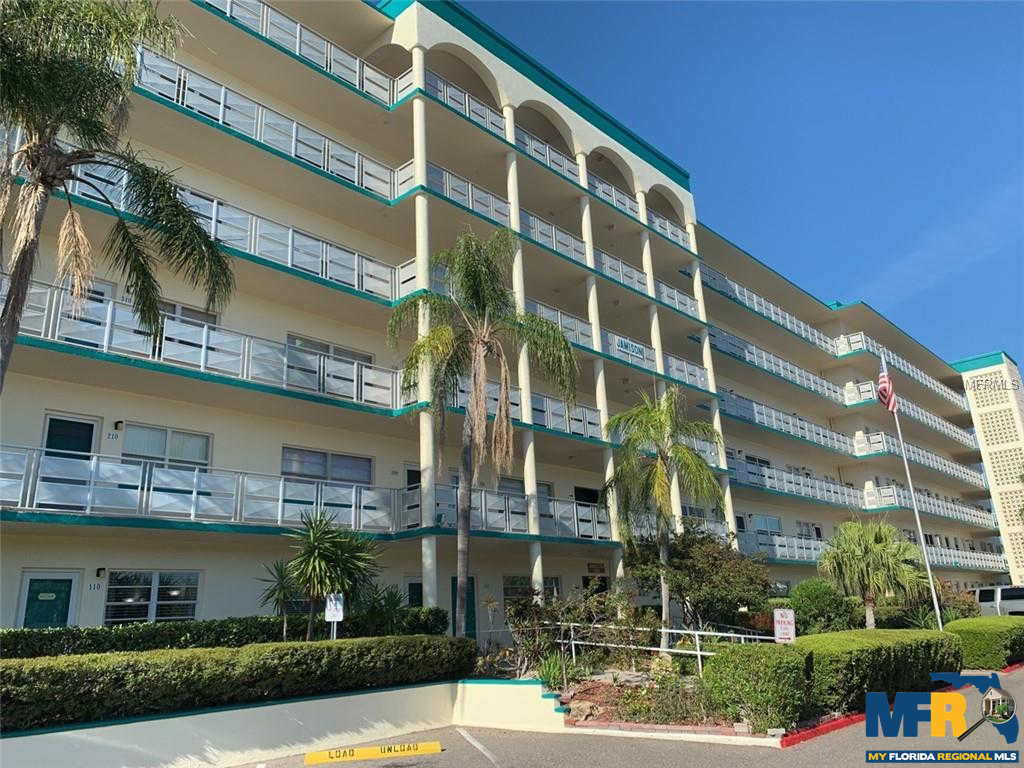 2960 59TH Street S #303, Gulfport, FL 33707 now has a new price of $119,900!