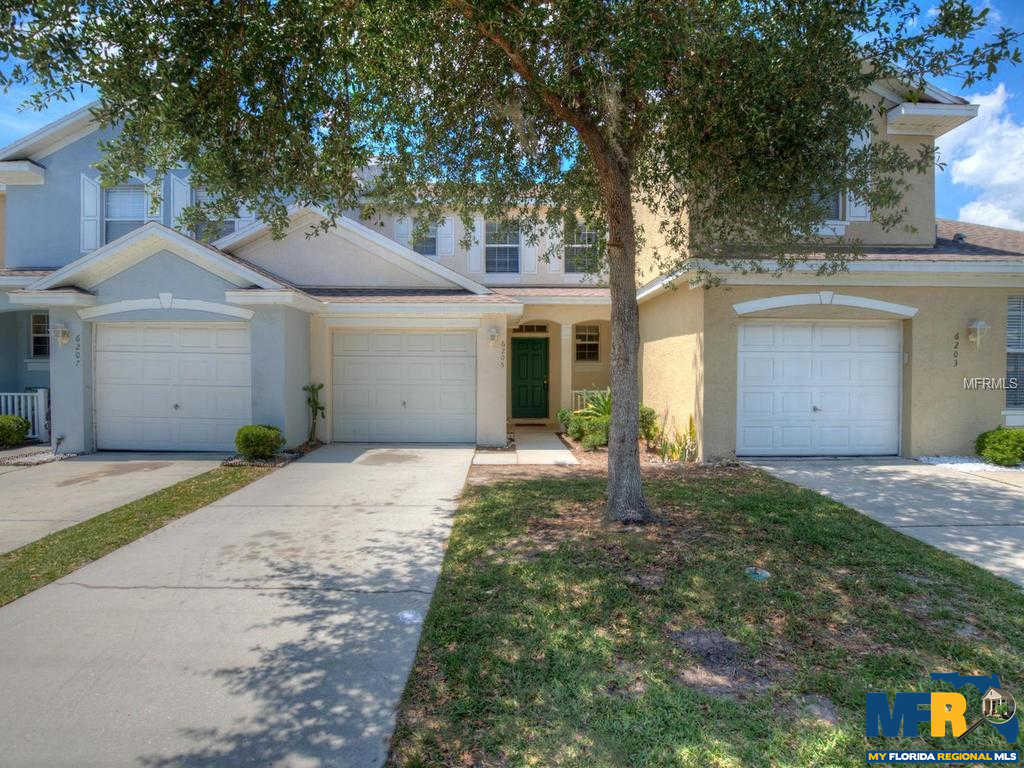 6205 Crestdale Place, Riverview, FL 33578 now has a new price of $129,900!