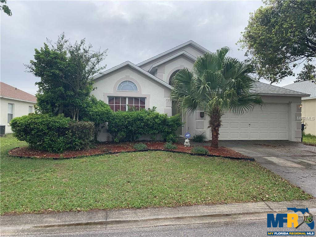163 Canary Island Circle, Davenport, FL 33837 is now new to the market!