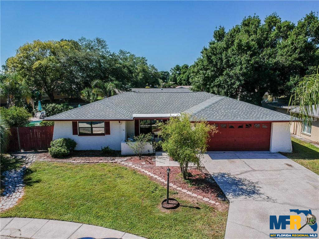 Video Tour  - 1711 Hibiscus Circle S, Oldsmar, FL 34677
