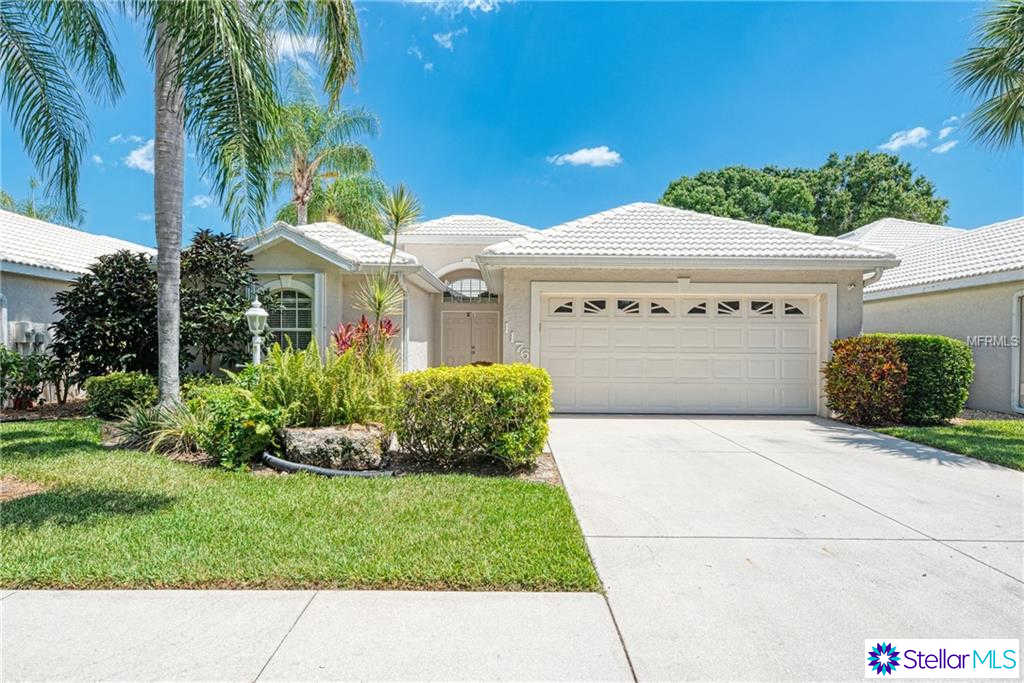 1176 Southlake Court, Venice, FL 34285 now has a new price of $324,900!