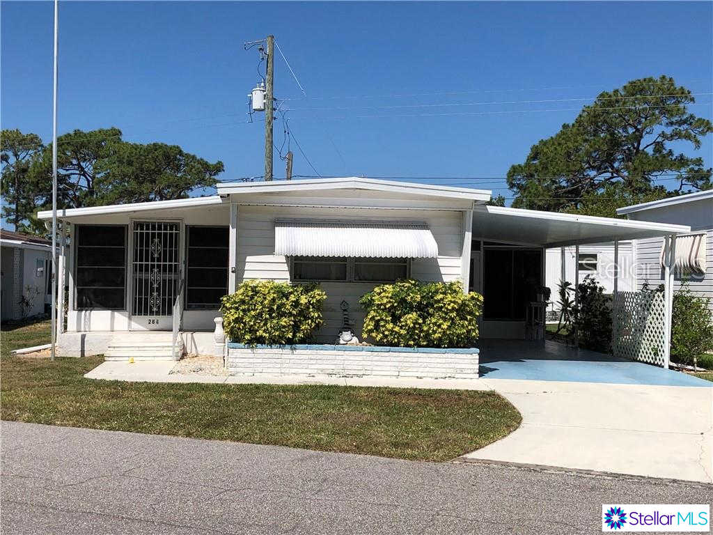 264 Outer Drive E, Venice, FL 34285 is now new to the market!