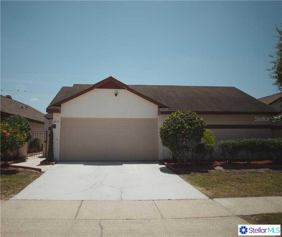 Video Tour  - 6931 Silvermill Drive, Tampa, FL 33635